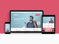 Beat.box Responsive Landing Page