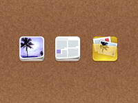 3 Icon For Iphone