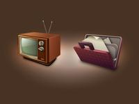 TV&Folder