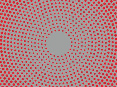 Letting Type Talk / 05 circles modern typography type print poster