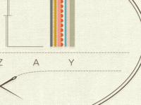 Ali - logo details