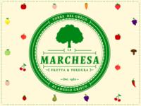 La Marchesa - Fruiter Brand Identity