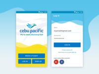 Cebu Pacific Redesign
