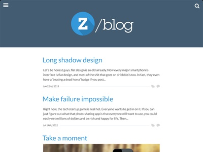 my blog - WIP