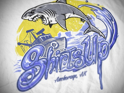 Shirtsup Shark