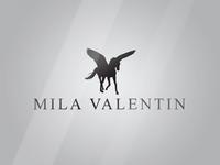 Mila Valentin, logo