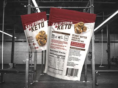 Kalifornia Keto packagingdesign packaging branding keto