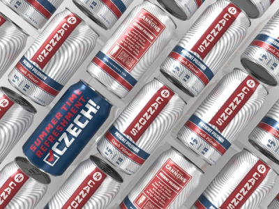 Patient Pilsner Cans branding beverage packaging craft beer beer