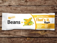 That's it Veggie Bar Wrap, Corn