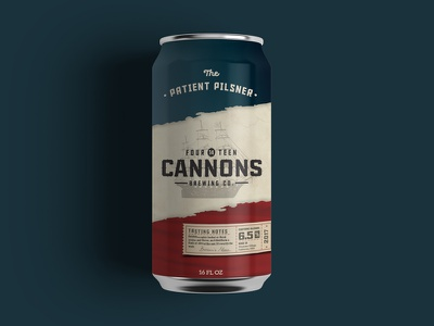 14 Cannons Can 1 brew beer cannons craft beer