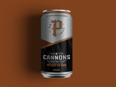14 Cannons Can 4 brew beer cannons craft beer