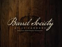 Barrel Society Logo