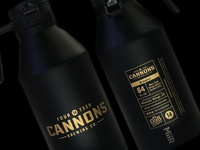 14 Cannon Growlers