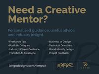 Creative Mentor