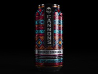 Catorce Mexican Lager Can Design