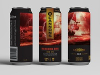 14 Cannons Reaching Sail Red IPA
