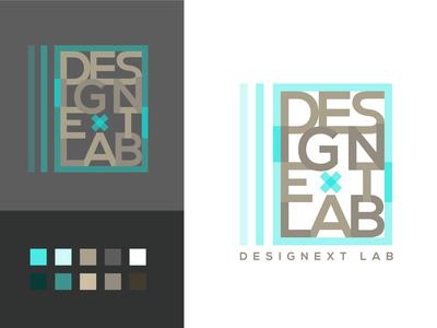 DesigNext Lab Logo Exploration 02
