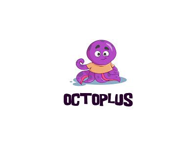 Octoplus Logo illustration octoplus logo