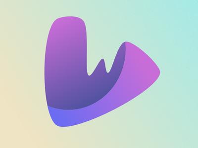 Watchr Logo streaming logo watchr