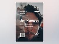 Abstract Beats: Jon Kennedy