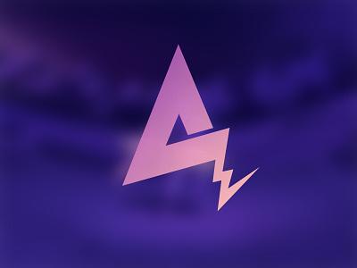 Exploring new logo ideas for ArtWorked aw shape brand branding logo