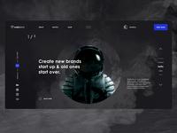 redesign | webland site