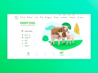 site catalog for animals food