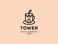 LOGO Tower - Cafe & Cocktail