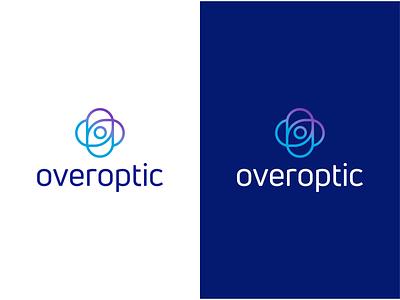 LOGO Overoptic   I  O+O+ EYE SYMBOL dynamic letter o letter logo design eyewear eye optic optical brand fresh line art creative modern branding logo