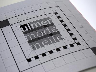Square Logo ci manual logo logo construction coprorate design design manual identity