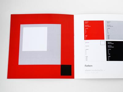 Square Manual definition colour ci manual logo logo construction coprorate design design manual identity