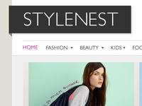 StyleNest Redesign