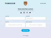 Tune Cub (Website)