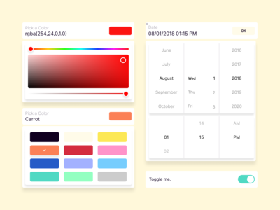 Joker UI Kit 001 #2