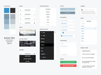 Mobile Self-Service UI Kit