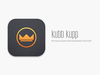 Daily UI #005 - App Icon icon app icon dailyui kubb kupp kubb launcher icon