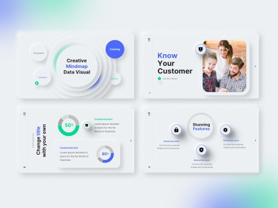 2021 Ultimate PowerPoint Presentation Template ppt trend new brand ux chart data 2021 neumorph powerpoint template presentation design business design presentation powerpoint branding graphic design