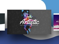 Artistic Presentation Template