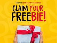 Free-Premium Presentation Template inside!