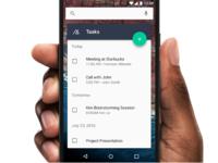 Tasks widget  hires