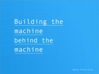 Building the machine 2
