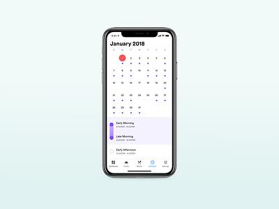 Block scheduling sketch sketch3 framer mobile time iphonex iphone gigs scheduler schedule calendar
