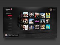Qualcomm Snapdragon Set Top Box UI