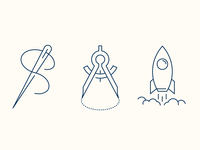 Three Icons