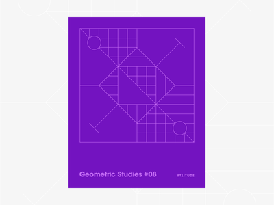 Geometric Studies #08