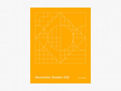 Geometric Studies #25