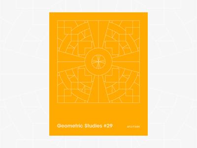 Geometric Studies #29