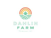 Dahlin Farm Logo