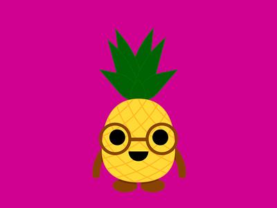 Pineapple Boy illustrator cartooning