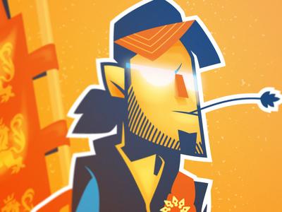 Mad Style illustrator vector illustration character cartoon astute graphics
